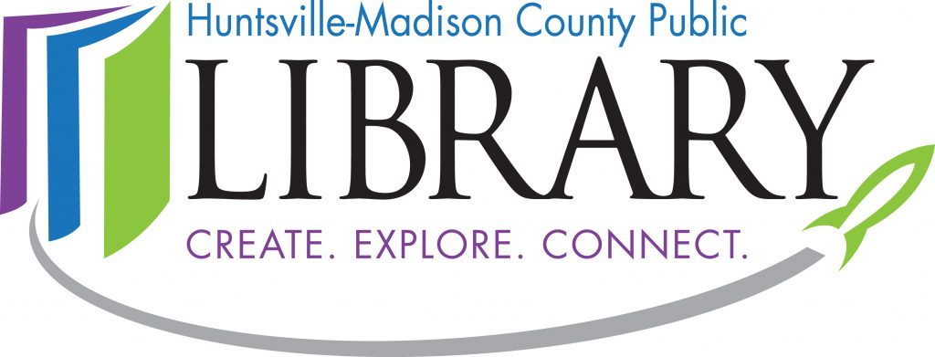 Huntsville Madison County Public Library logo